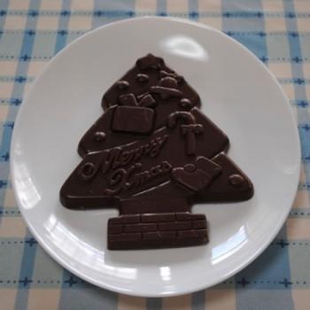 クリスマス用のチョコレート(ドリームサンタ) 内容量135g
