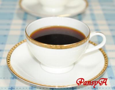 UCC エコポッド Pelica(ペリカ)で抽出したコーヒーです。