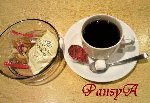 イオンラウンジ(コーヒーとお菓子)