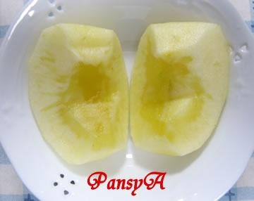 (株)サンデー〔7450〕より株主優待の「葉とらずりんご」が届きました。蜜が入っていて瑞々しく、美味しいりんごでした。