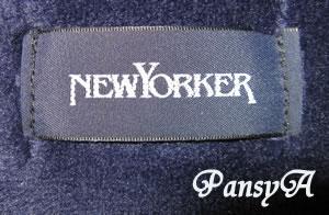 (株)ダイドーリミテッド〔3205〕より株主優待の〔自社ブランド〕「NEWYORKER」(ニューヨーカー)の「ニューマイヤーひざ掛け」が届きました。