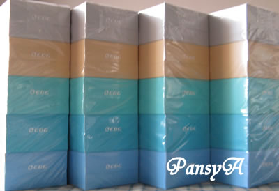 (株)CDG〔2487〕より株主優待の「高級ボックスティッシュ」1ケース(20箱入り)が届きました。
