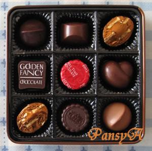 マルカキカイ(株)〔7594〕より、株主優待のモロゾフ(株)のチョコレート&クッキーが届きました。-2