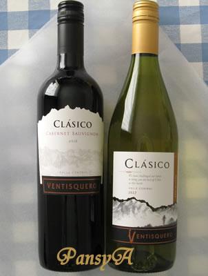 ジャパン・フード&リカー・アライアンス(株)〔2538〕より「株主様ご優待カタログ」(自社グループ商品を中心とした優待商品)より選択した「ベンティスケーロ赤白ワイン2本セット」が届きました。