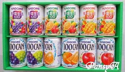 内外トランスライン(株)〔9384〕より株主優待の「カゴメ・フルーツ+野菜飲料ギフト(12本入り)」が届きました。1500円相当コース12点の中から選択した商品です。