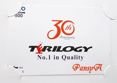 (株)テリロジー〔3356〕より議決権行使のお礼のQUOカード(500円分)が到着しました。