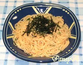 簡単*明太子とパセリのスパゲティの作り方へ
