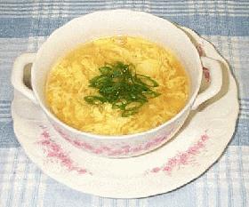 簡単*中華風卵スープのレシピへ