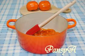 簡単*柿ジャム#3(完熟タイプ) の作り方へ