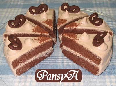 チョコレート(ココア)のショートケーキの作り方へ