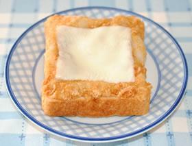 きなこ餅のトースト♪チーズのせ☆残ったお餅で!の作り方へ