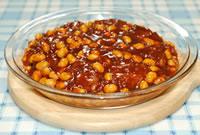 大皿で♪ふんわり豆腐のハンバーグ ☆デミグラス味☆【日本食研さんの2品を使ったパーティレシピ#2】の作り方