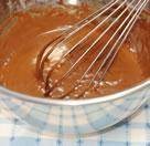 ハートの♪チョコレートマドレーヌ☆の作り方