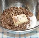チョコブラウニー の作り方
