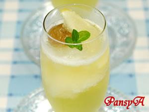 サクレレモンの♪梅酒レモンソーダ