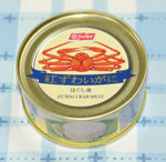紅ずわいがに(ほぐし身)缶詰 ニッスイ