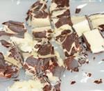 サクレレモンと特デカチョコバーで♪チョコ入りアイスサクレの作り方